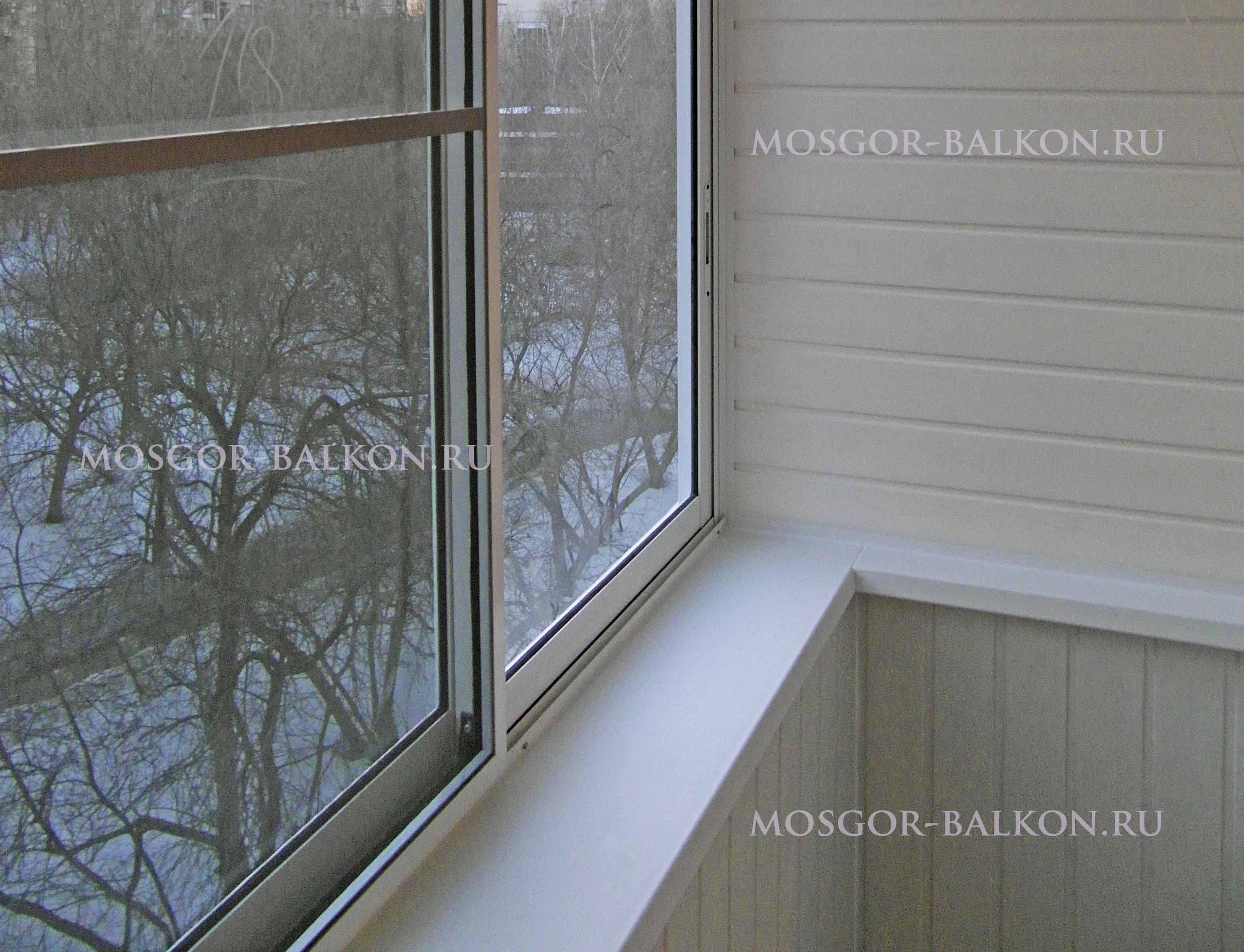 Серия дома п 46 балкон. - утепление - каталог статей - ремон.