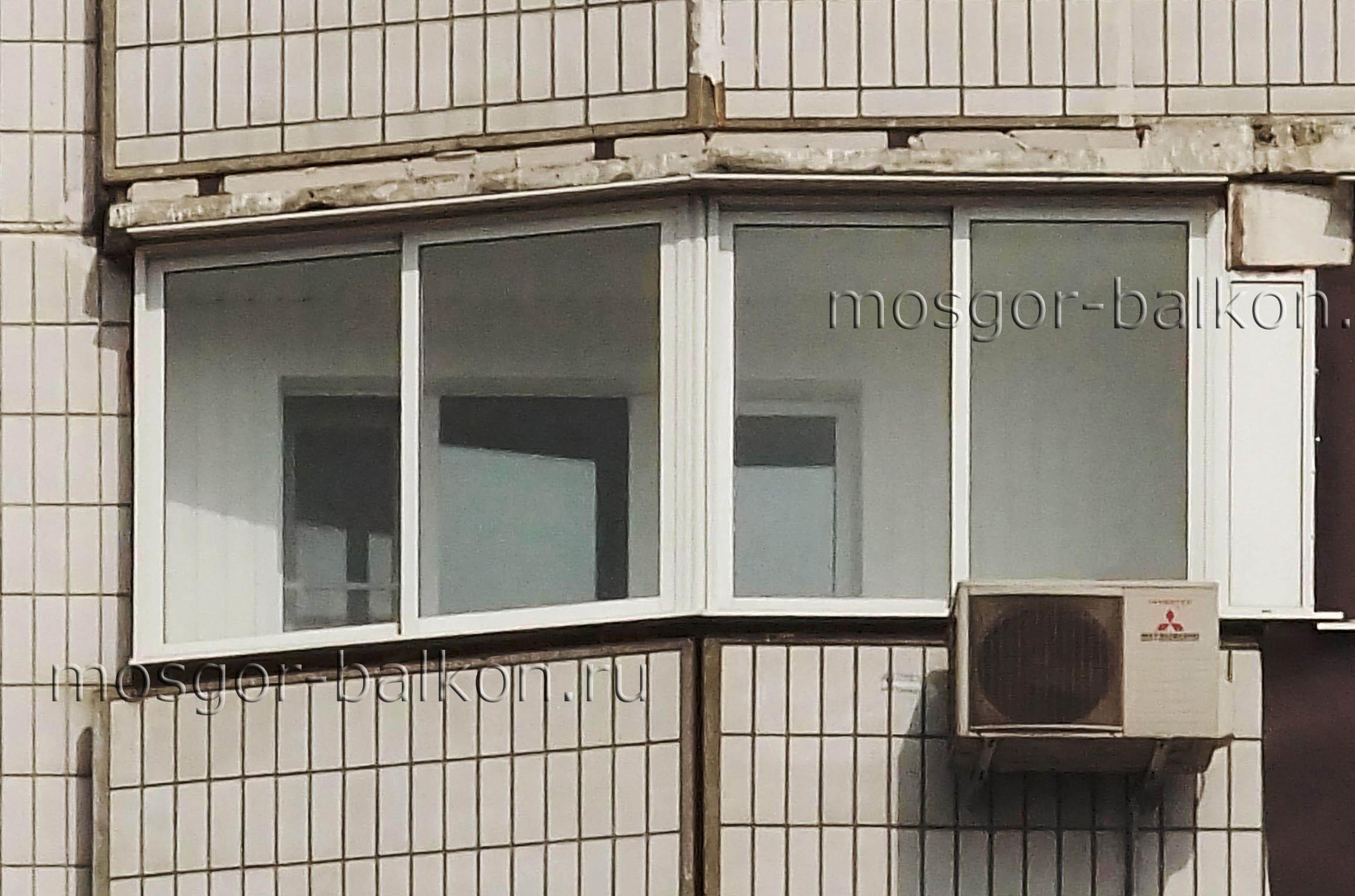 Остекление балкона цена выгодная. остекление балконов и лодж.