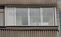 Остекление балконов п 44 в москве недорого - mosgor-balkon.r.