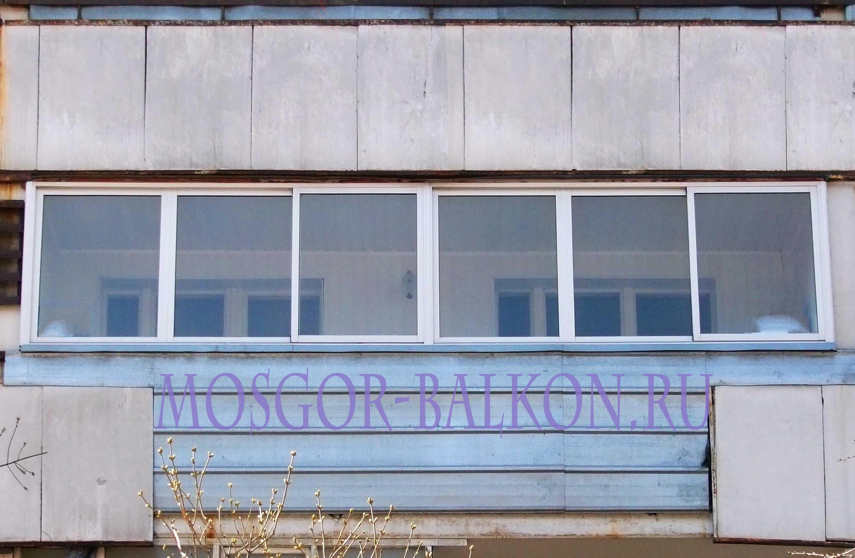 Остекление балконов и 209а в москве - mosgor-balkon.ru.