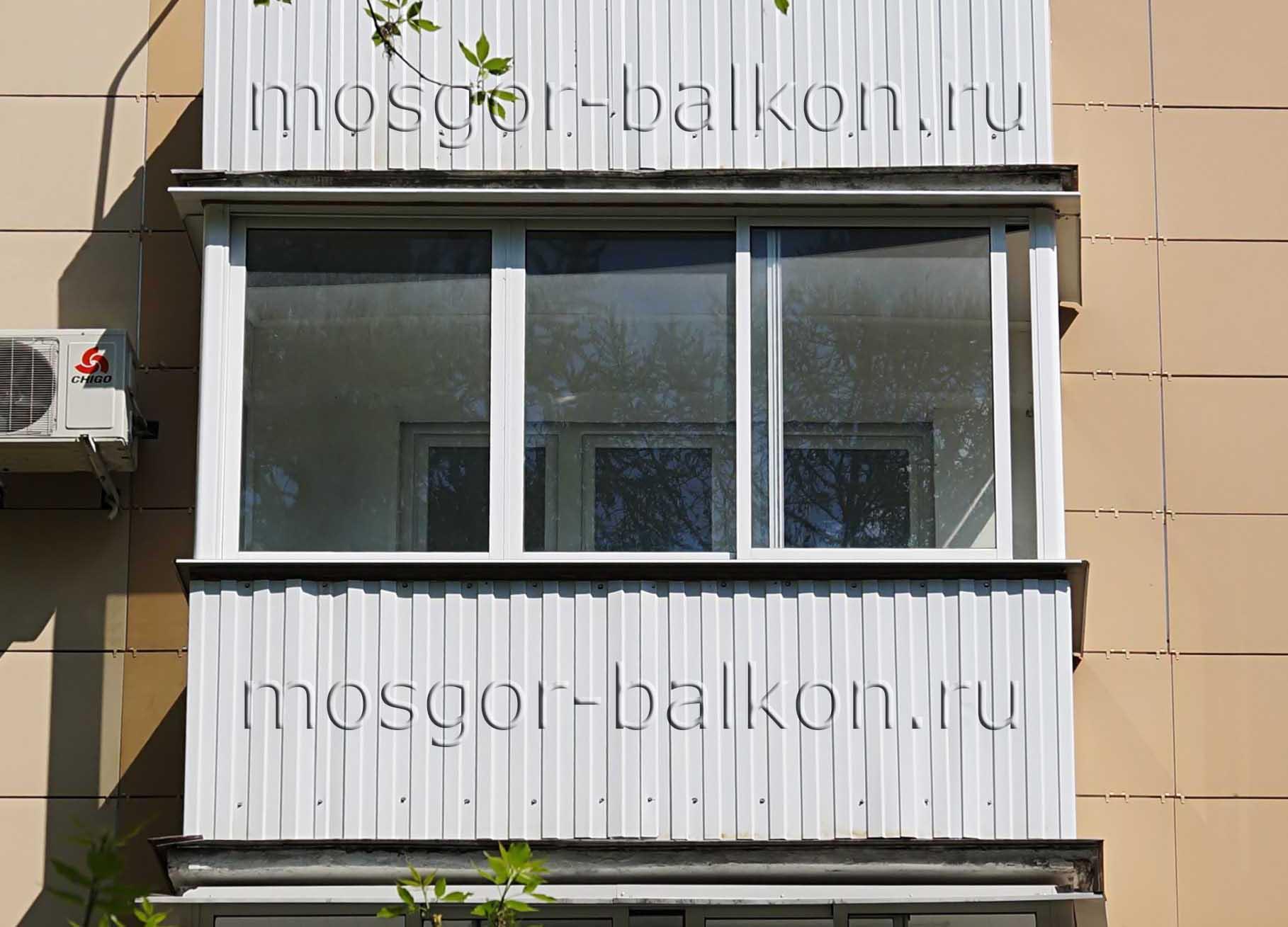 Остекление балконов в егорьевске цены остекление балкона спб рассчитать