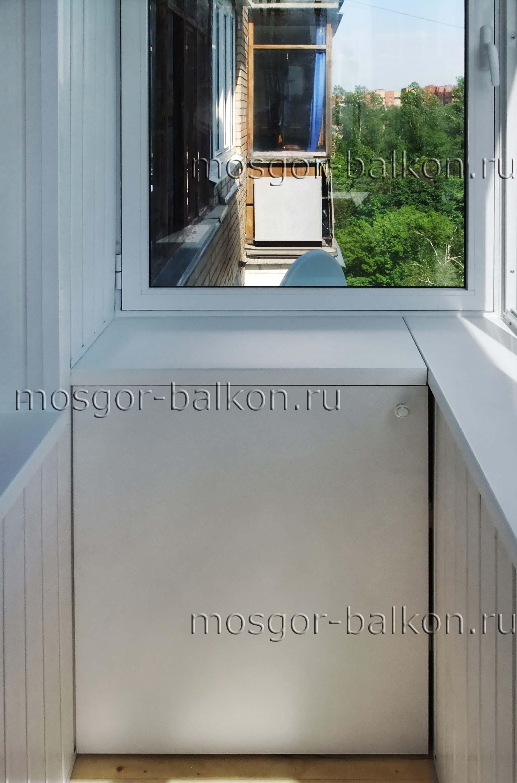 Тумба на балкон  готовый