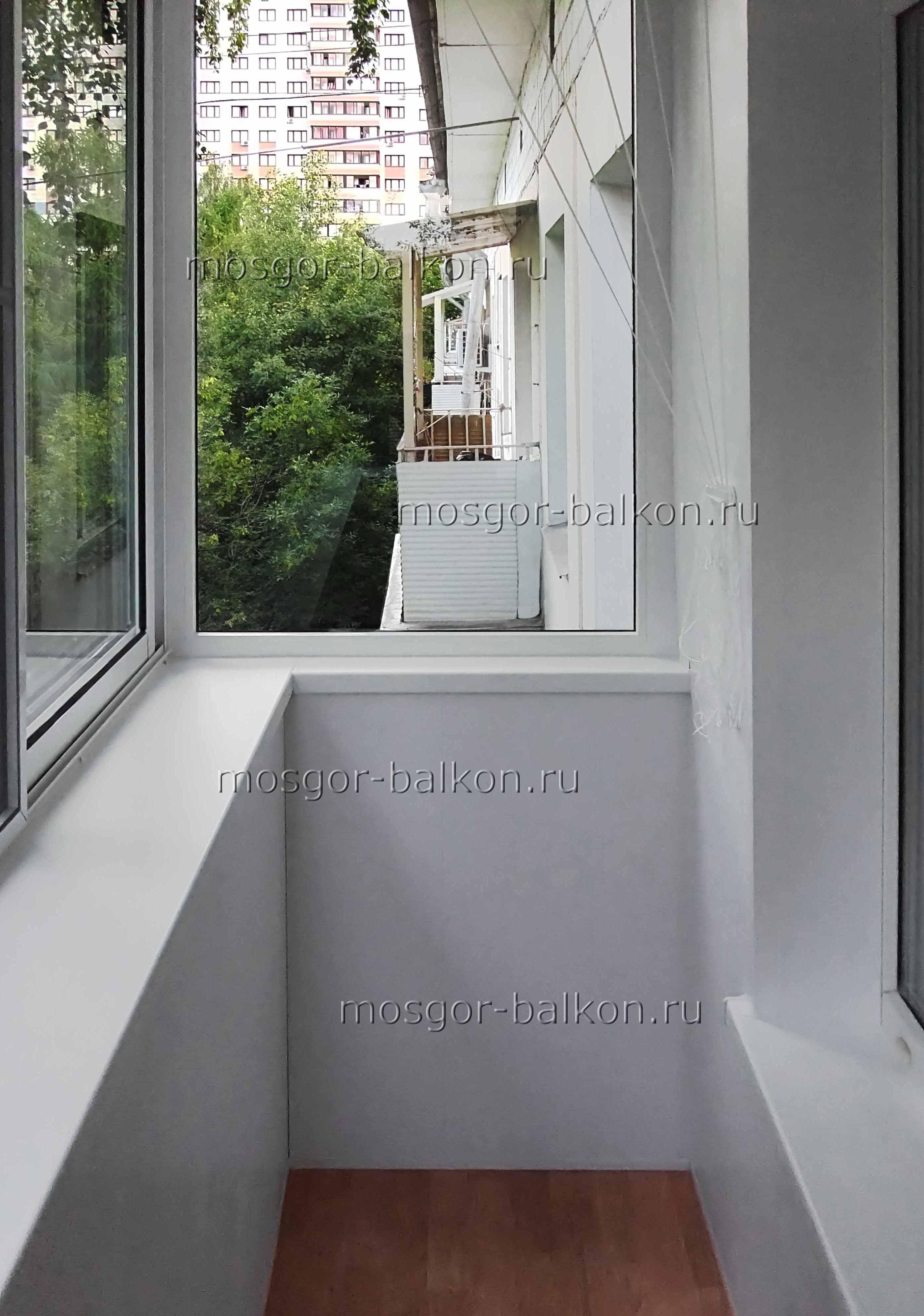 Застеклить балкон 3 метра в москве. балконы 3 метра - mosgor.