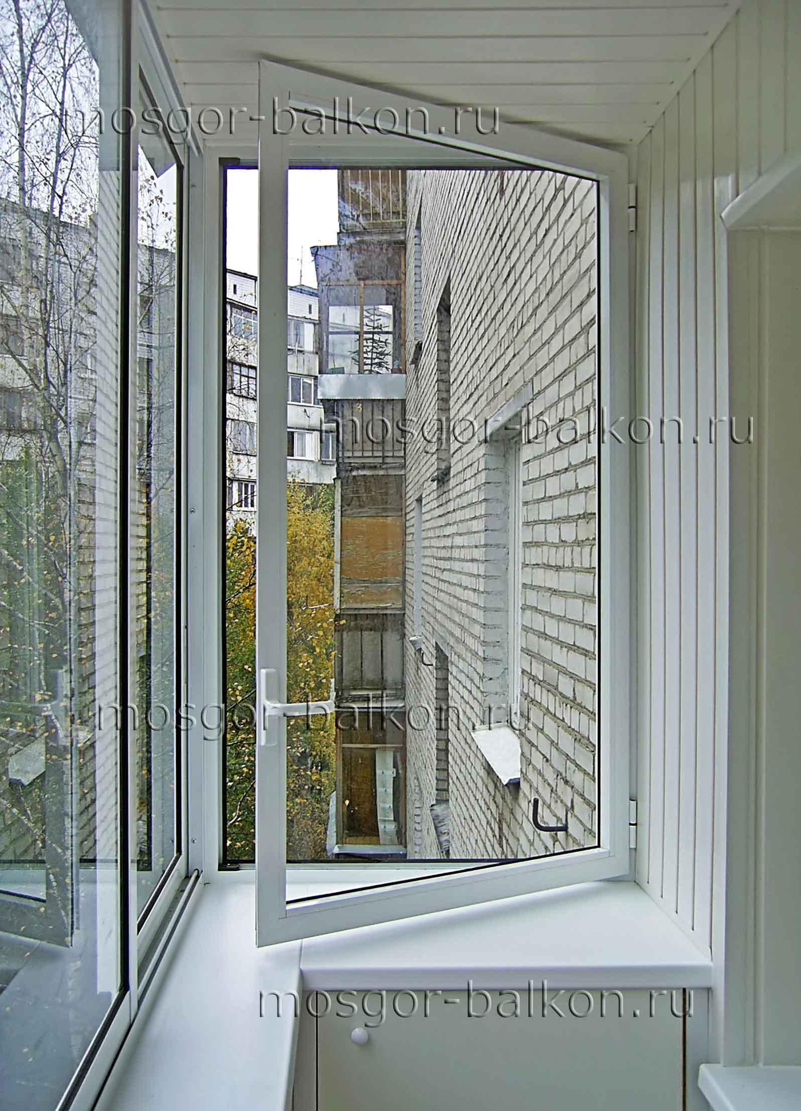 Распашные алюминиевые окна правильный монтаж пластиковых окон по госту видео